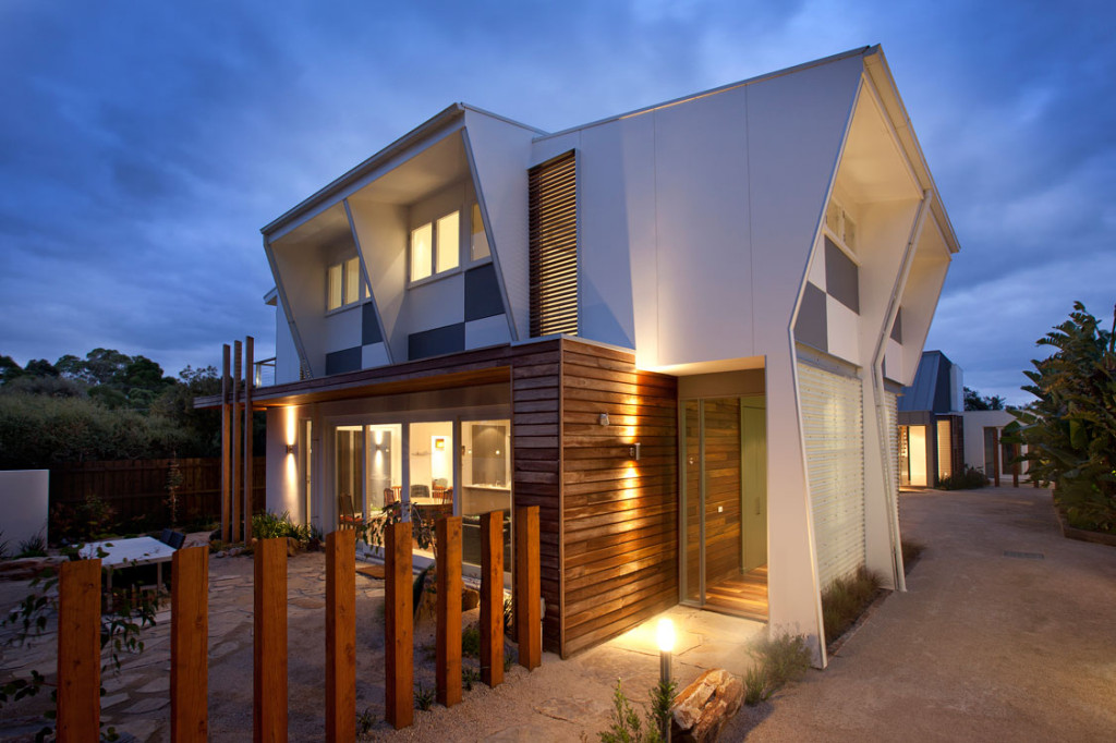 Butterfly Townhouses